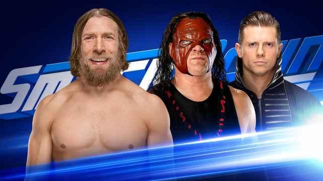 WWE SmackDown Live 10.06.2018 (русская версия от 5...