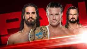 WWE Monday Night Raw 13.08.2018 (русская версия от...