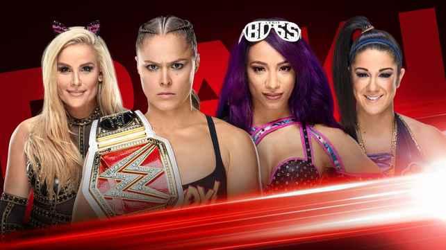 WWE Monday Night Raw 21.01.2019 (русская верс...