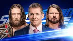 WWE SmackDown Live 22.01.2019 (русская версия...