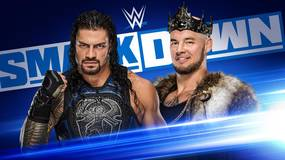 WWE Friday Night SmackDown 08.11.2019 (русска...