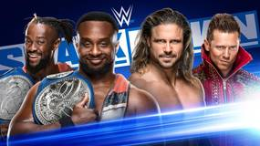 WWE Friday Night SmackDown 17.01.2020 (русска...