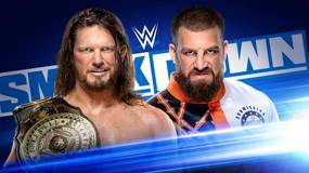 WWE Friday Night SmackDown 03.07.2020 (русска...