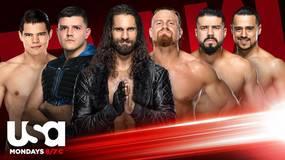 WWE Monday Night Raw 21.09.2020 (русская верс...
