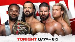 WWE Monday Night Raw 18.10.2021 (русская верс...