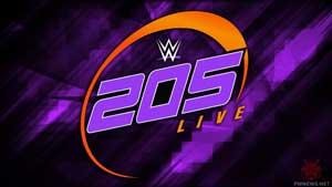 WWE 205 Live — 160 эпизод / 17.01.2020 (англи...