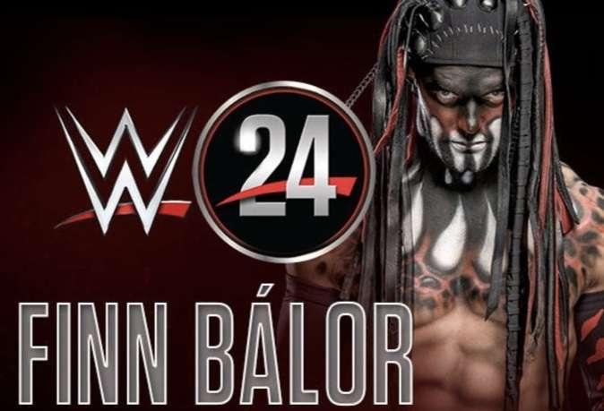 WWE 24 - Finn Balor (русская версия от 545TV)