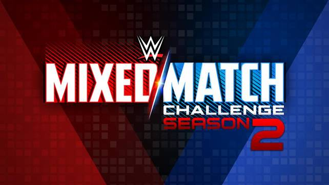 WWE Mixed Match Challenge 2: 13 эпизод / 11.1...