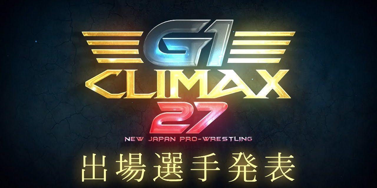NJPW G1 Climax 27 - Day 8 (японская версия)