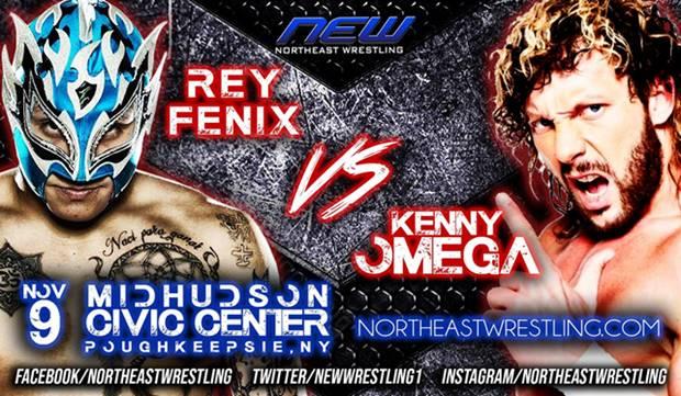 Northeast Wrestling Redemption (английская ве...