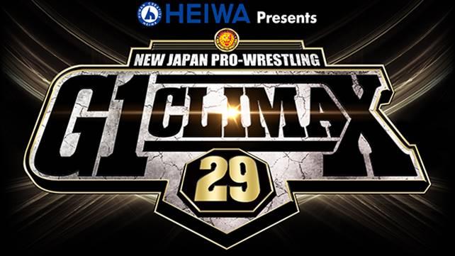 NJPW G1 Climax 29 - Финал (английская версия)