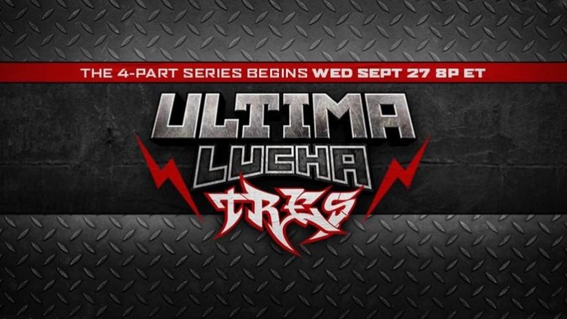 Lucha Underground – Ultima Lucha Tres Part 4 (англ...