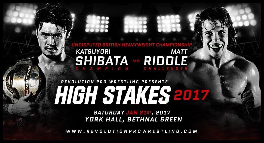 Rev Pro High Stakes 2017 (английская версия)