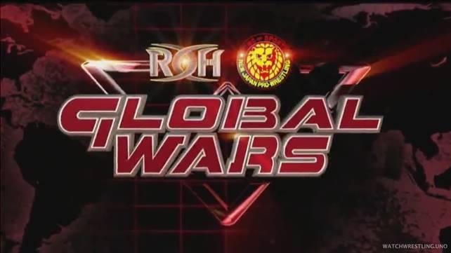 ROH & NJPW Global Wars 2018: Night 4 (английс...