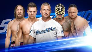 WWE SmackDown Live 13.11.2018 (русская версия...