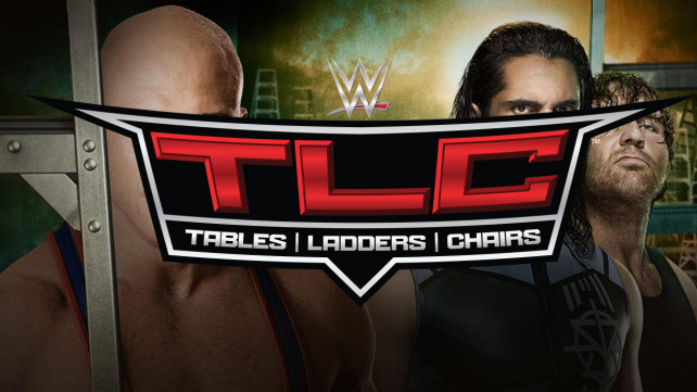 WWE TLC 2017 (русская версия от 545TV)