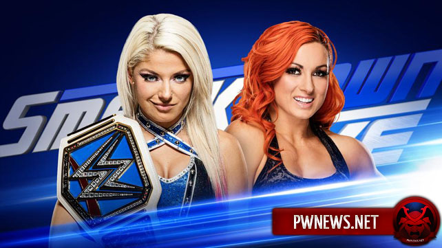 WWE SmackDown Live 17.01.2017 (русская версия от 5...