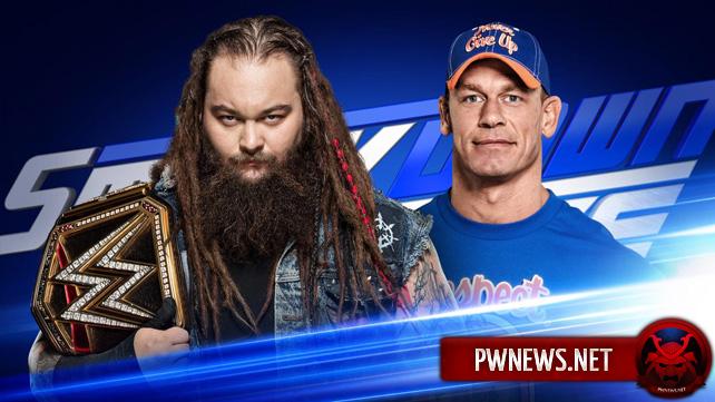 WWE SmackDown Live 14.02.2017 (русская версия от 5...