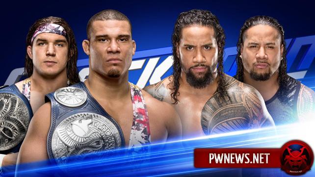 WWE SmackDown Live 21.03.2017 (русская версия от 5...