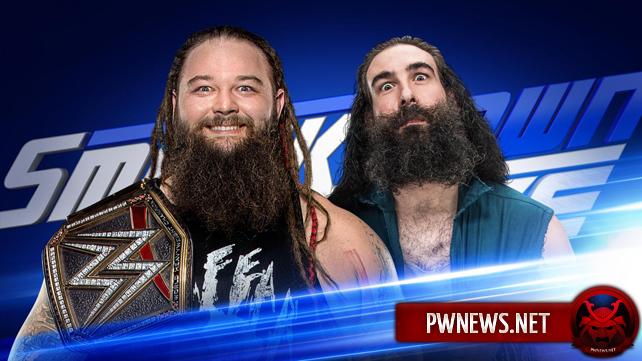 WWE SmackDown Live 28.03.2017 (русская версия от 5...