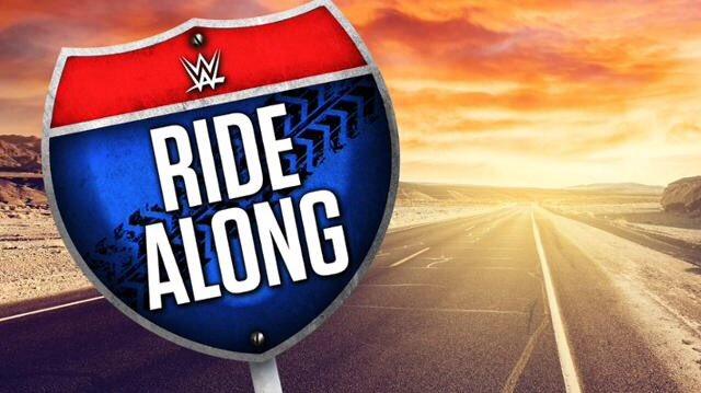 WWE Ride Along — Сет Роллинс, Семи Зейн, Сезаро и ...