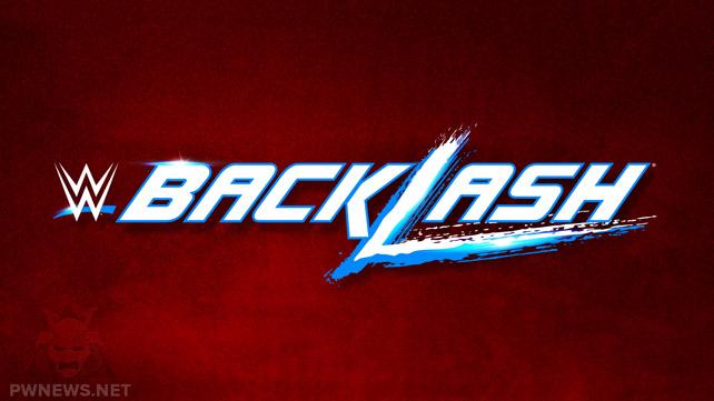 WWE Backlash 2017 (русская версия от 545TV)