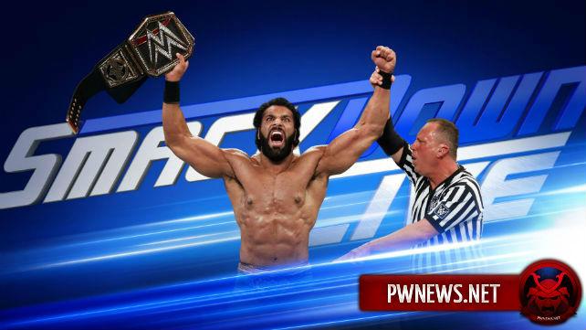 WWE SmackDown Live 23.05.17 (русская версия от 545...