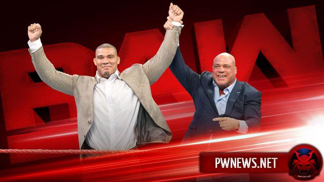 WWE Monday Night RAW 24.07.2017 (русская версия от...