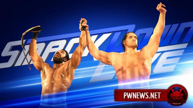 WWE SmackDown Live 24.07.17 (русская версия от 545...