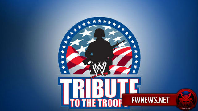 WWE Tribute to the Troops 2017 (английская версия)