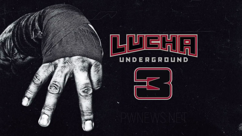 Lucha Underground 19.10.2016 (английская версия)