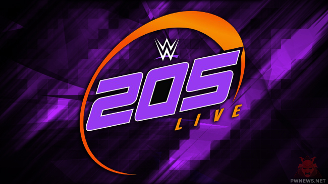 WWE 205 Live — 95 эпизод / 18.09.2018 (английская ...