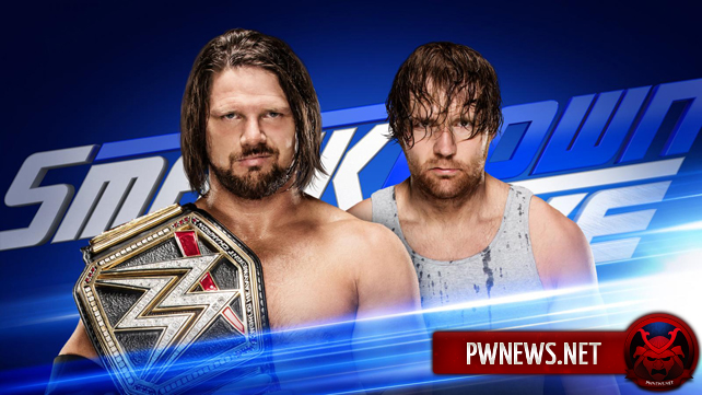 WWE SmackDown Live 25.10.2016 (русская версия от 5...