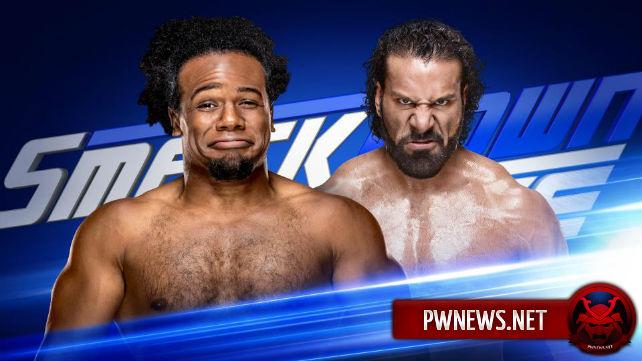 WWE SmackDown Live 16.01.2018 (русская версия от 5...