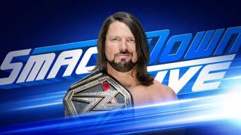 WWE SmackDown Live 14.08.2018 (русская версия от 5...