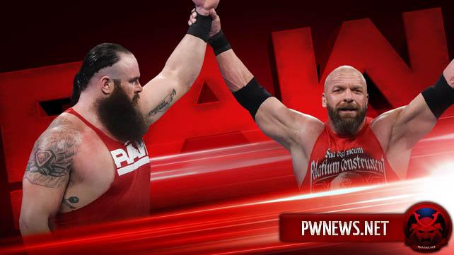 WWE Monday Night RAW 20.11.2017 (русская версия от...
