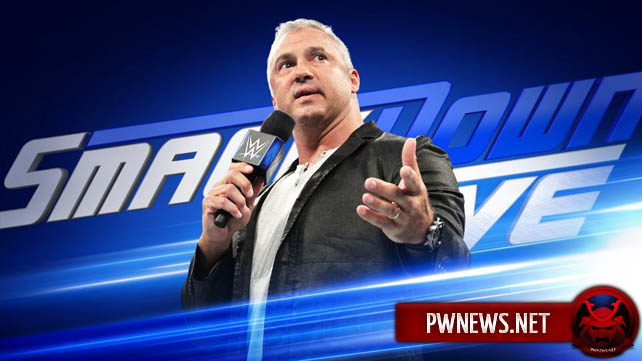 WWE SmackDown Live 21.11.2017 (русская версия от 5...