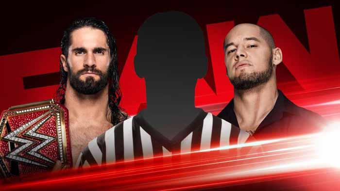 WWE Monday Night Raw 17.06.2019 (русская верс...