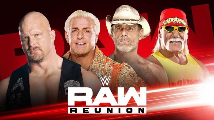WWE Monday Night Raw 22.07.2019 (русская верс...