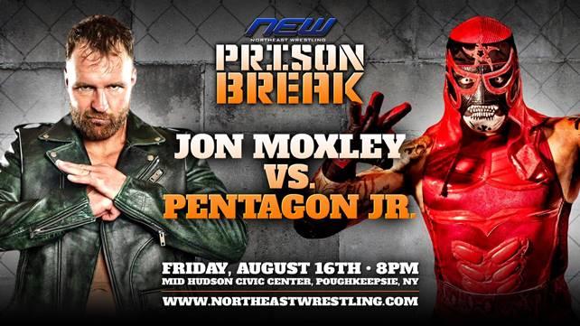 Northeast Wrestling Prison Break (английская ...