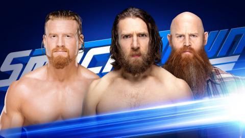 WWE SmackDown Live 20.08.2019 (русская версия...