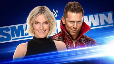 WWE Friday Night SmackDown 13.12.2019 (русска...