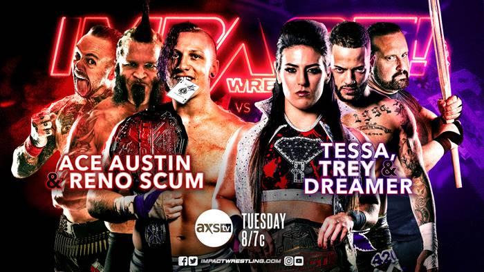 IMPACT Wrestling 18.02.2020 (английская верси...