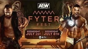AEW Fyter Fest 2020 (русская версия от 545TV)