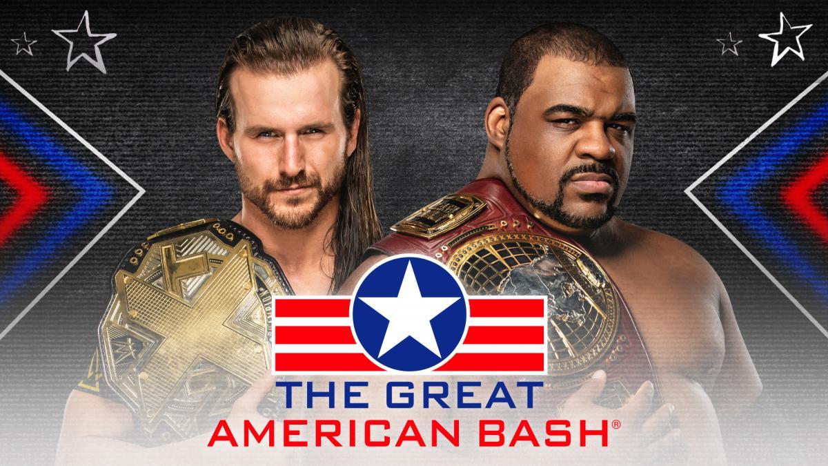 WWE NXT The Great American Bash (русская верс...