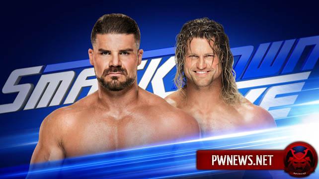 WWE SmackDown Live 17.10.2017 (русская версия от 5...