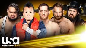 WWE NXT 23.09.2020 (русская версия от 545TV)