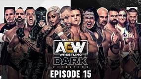 AEW Dark: Elevation Episode #15 (английская в...