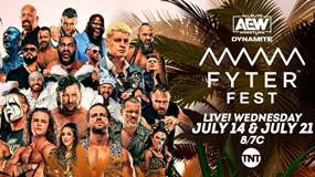 AEW Fyter Fest 2021 (русская версия от 545TV)