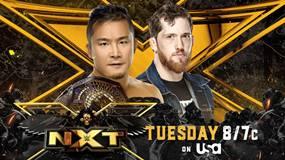WWE NXT 22.06.2021 (русская версия от 545TV)